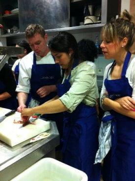 Aprender a ser un chef