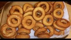 RECETA DE ROSQUILLAS CASERA |  Cocina en tu casa