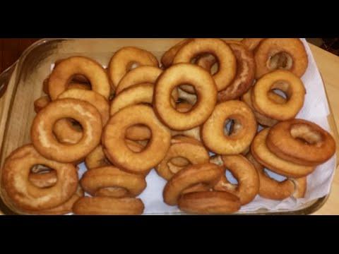 RECETA DE ROSQUILLAS CASERA    Cocina en tu casa