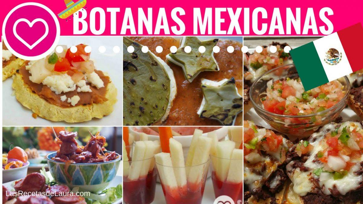 5 Recetas faciles y rapidas de Comida Mexicana  - Las Recetas de Laura ❤ Comida Saludable