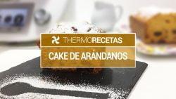 Cake de Arándanos y Datiles