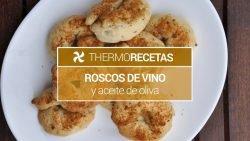 Roscos de vino y aceite de oliva
