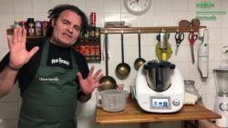 Limpieza del Robot de Cocina Thermomix