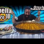 ¡ME COMO UN ARROZ A BANDA PARA 10 PERSONAS YO SOLO! (Receta tradicional valenciana)