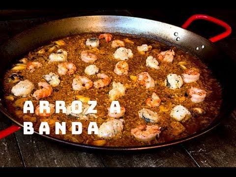 ARROZ A BANDA  Paellas y Arroces  ArturG