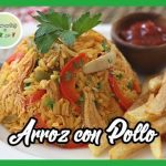 ARROZ CON POLLO - Cocinando con Dolly en 1, 2 por 3