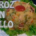 ARROZ Con  Pollo -  Colombiano