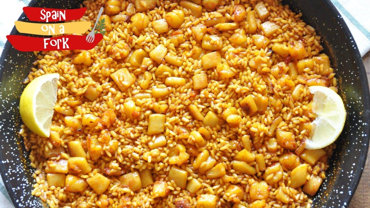 Arroz a Banda - Receta de arroz de Alicante