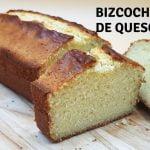 BIZCOCHO DE QUESO CREMA (PANQUE o PAN DE QUESO CREMA  Mi receta de cocina