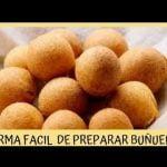 BUÑUELOS COLOMBIANOS FACIL Y RAPIDOS - 3 TIPS QUE NO SABIAS - RECETA PASO A PASO  Mi receta de cocina