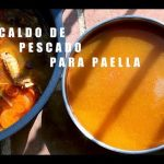Caldo de pescado para hacer paellas y arroces  Paellas y  Arroces   ArturG