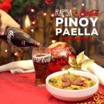 Coca-Cola X RAPSA Pinoy Paella #ForeverBagay