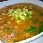 Como Hacer Sopa de Garbanzos - HogarTv por Juan Gonzalo Angel