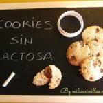 Cookies de Vainilla con trocitos de chocolate Valor Sin Lactosa  Mi receta de cocina