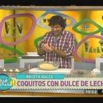 Coquitos con dulce de leche  Mi receta de cocina