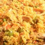El Mejor Arroz Con Pollo (One Pot Chicken and Rice) al estilo panameño.