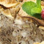Eva Arguiñano: Hacer bizcocho de manzanas con frutos secos  Mi receta de cocina