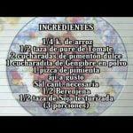 Guiso de Arroz sin Carne / Comida vegetariana Vegana / Receta fácil y rapida