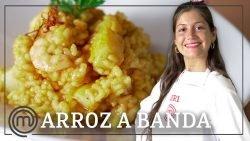 Haz un arroz a banda ¡de 10! | Receta paso a paso con MIRI DE MASTERCHEF 5