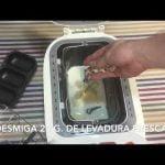 IMETEC Zero Glu Panificadora, 920 W, Blanco y Naranja(2)  Mi receta de cocina