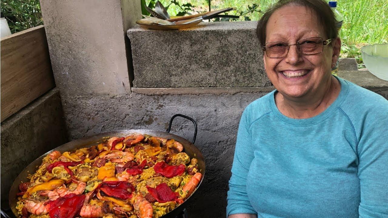 La PAELLA de Mémie: receta, consejos y trucos