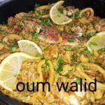 La cocina o Walid es la forma más fácil de trabajar la paella