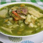 Menestron Sopa Nutritiva Para Este Invierno