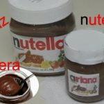 Nutella Casera Como hacerla?/Homemade Nutella Recipe  Mi receta de cocina