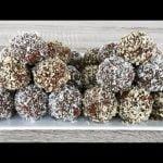 Old Recipe Tavalita Pastry Receta rápida | Postre Bolitas Sin Azúcar | Receta de pasteles sin azúcar  Mi receta de cocina