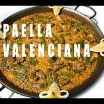 PAELLA VALENCIANA  ¨RECETA VERDADERA¨ Chef Amadeo Paellas y Arroces ArturG