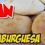 Pan para hamburguesas, facil, receta infantil, panes hamburguesa, canal cocina infantil