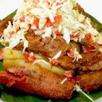 Receta  del Vaho Nicaraguense.   Comida tipica  de Nicaragua.