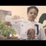 Receta sopa crema vegetariana del curso on line de cocina natura
