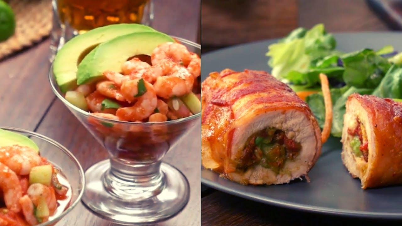 Recetas para todo el mes: Ideas para no quedarte sin opciones para comer delicioso   VIX Yum
