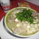 Sopa de Mote