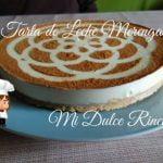 TARTA DE LECHE MERENGADA CON CUAJADA Mi receta de cocina