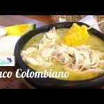 AJIACO COLOMBIANO | RECETA TIPICA COLOMBIANA