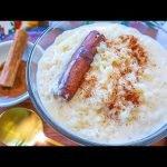 Arroz con Leche Receta ¡ FÁCIL !!! 🍚🍁   Fuego en la Cocina