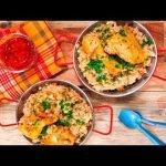 Arroz con pollo en Cocineros Argentinos (1 de 2)