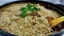 Arroz meloso con pollo, facil, barato y con mucho sabor ¡Disfrutalo!
