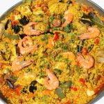 Cómo hacer paella: delicioso arroz español con mariscos - Recetas Morgane