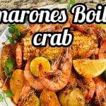 COMO HACER CAMARONES BOILING CRAB CAMARONES DE BOLSA
