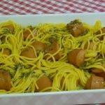 Cómo hacer espaguetis con salchichas Receta ideal para niños