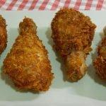 Cómo hacer pollo rebozado super crujiente con copos de maiz