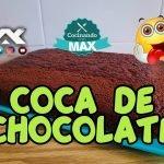Coca de Llanda de Chocolate | Recetas | Cocina | Postres Caseros