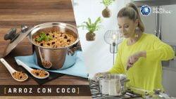 Cocina con Royal Prestige | Receta de Arroz con Coco