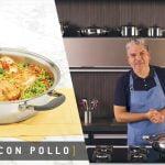 Cocina con Royal Prestige   Receta de Arroz con Pollo