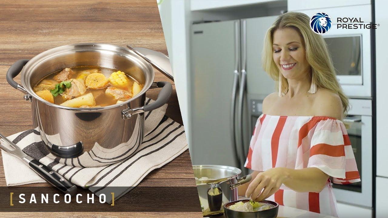 Cocina con Royal Prestige | Receta de Sancocho Colombiano