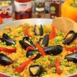 Como Hacer Paella Mixta - Mariscos Y Carnes