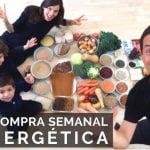 Compra Semanal Super Saludable y Consciente 😍 MACROBIÓTICA  Mi receta de cocina